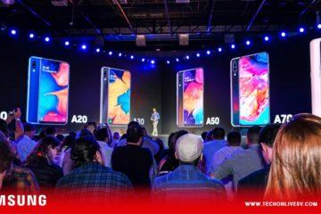 Samsung, revolucion tecnológica, tecnología, samsung, Galaxy A, Smartphone,