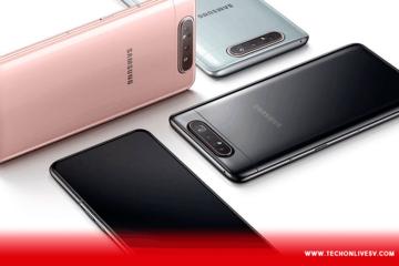 Samsung,GalaxyA80, Tecnologia, Innovación, Hardware,