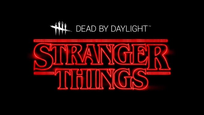 Dead by Daylight, Stranger Things, Survival Horror,