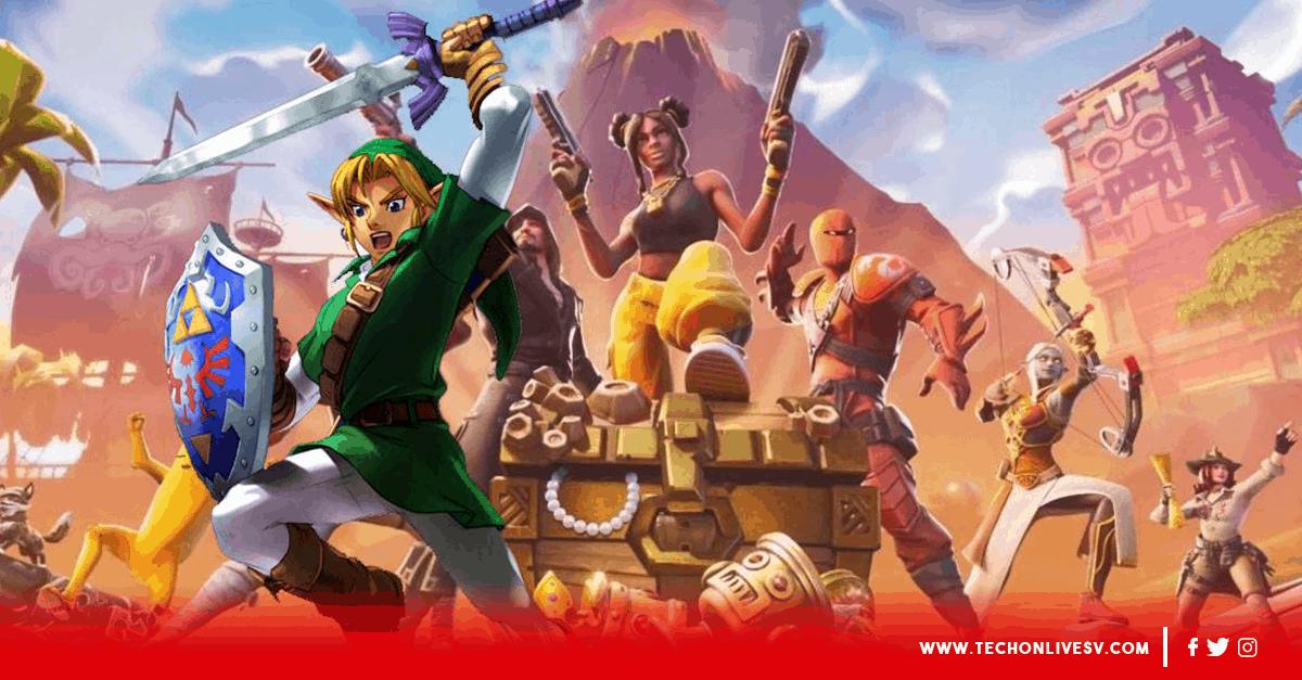 Fortnite, Mods, Nintendo, PC, The Legend of Zelda,