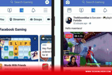 Facebook, Facebook Gaming, Stream, Twitch, Youtube,