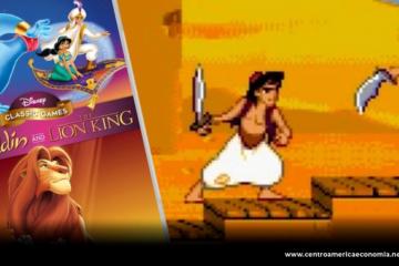 Aladdin, Play station4, Rey Leon, Xbox One,