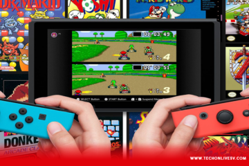 Nintendo Switch, Snes,