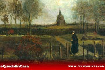 PIntura, Robo, Museo, Covid-19, Van Gogh,