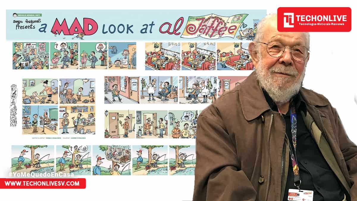 AL Jaffee-MAD-Magazine-TechonliveSV